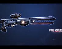 Sci Fi Rifles