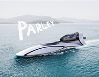 BA Thesis: Parley - Ocean plastic collection yacht