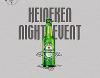 Jobi - Heineken Night Event