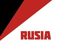 Megainfografía. Rusia