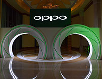 OPPO F3 Launch event