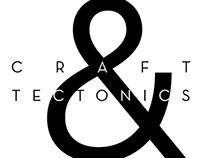 Craft and Tectonics / SCAD