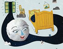 Ilustración - Arriba la Luna