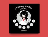 Snow White   Book Design & Illustration