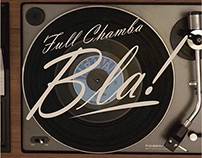 Full Chamba - BLA (lyric video)