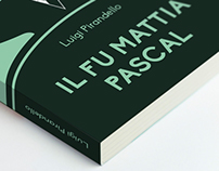 Luigi Pirandello Novels Collection // Books Covers