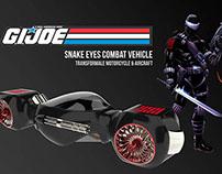 [G.I.Joe] Vehicle Design for Snake Eyes