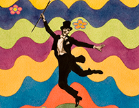 Psychedelic Astaire