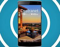 Destranet Mobile App Demo Video