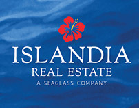 Islandia Real Estate Rebrand