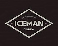 Iceman Vodka