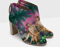 Textile Design for Ted Baker