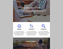 Download Free PSD News latter