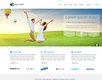 Template Website (Wordpress)