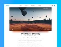 Vimeo Redesign