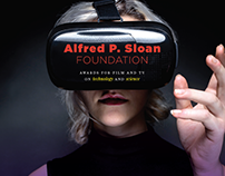 Alfred P. Sloan Foundation Feature Film Award Poster