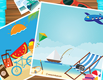 Summer Icons Package ||FREE||