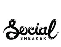 Social Sneaker Logo