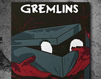 Gremlins Poster Re-Design