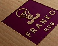 Franko Hub -  Logo for innovative space