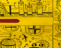 Stencil workshop