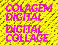 Colagem digital - Statues
