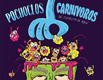 Pochoclos carnívoros - Arte de disco