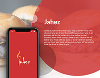 Jahe | Food Delivery | Case Study