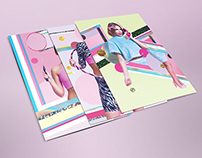 Jade Clark | 'Barbie' Promotional Postcards