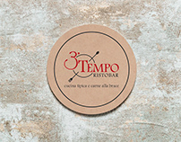 3TEMPO RISTOBAR - BRAND IDENTITY