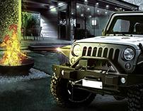 Jeep - Siempre hay un destino.