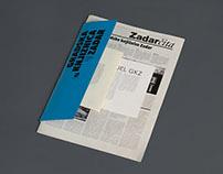 Public Library Zadar – annual report