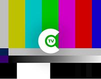 Citizen TV Rebranding Concept.