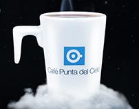 Café Punta del Cielo.