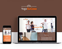 Yoga Leiden Responsive website