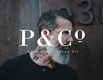 P & Co - Wild Ones Never Die