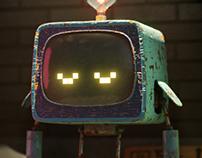 Abandoned Robot