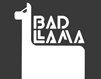 BadLlama - Company Branding/Identity