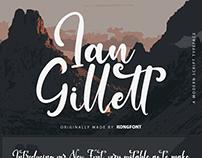 Ian Gillett