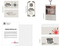 Branding for Užupis Smith Museum - Gallery
