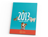 Oregon Humane Society 2013 Annual Report