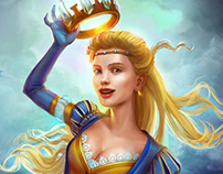 Crystall Queen