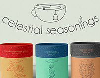 Celestial Seasonings Rebrand