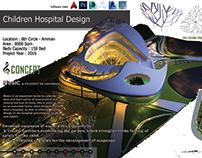 Children Hospital Design Project
