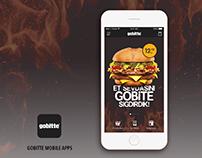 Gobitte Mobile Application
