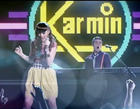 YouTube. It starts with you: Karmin