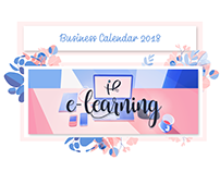 iPro's Business Calendar for 2018