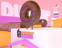 Dunkin Donuts Factory