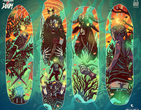 Alternative Longboards 2016