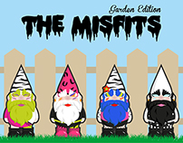 The Misfits - Garden Edition
